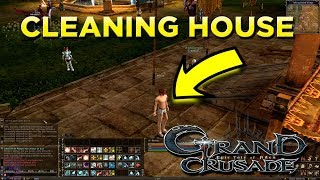 Lineage 2: Grand Crusade - Episode 65 - Cleaning House