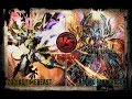 Download Video Download Vanguard TH Shadow Paladin Raging VS Gear Chronicle Chono 3GP MP4 FLV