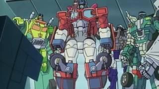 Transformers A Nova Geração - Episódio 17 - Um Ataque Vindo Do Espaço - Dublado