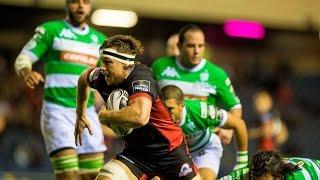 Round Six Highlights: Edinburgh Rugby v Benetton Treviso | 2016/17 season