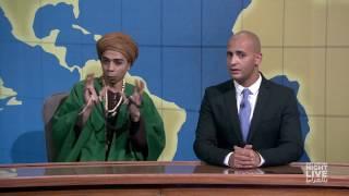 المشعوذ المغربي - SNL بالعربي