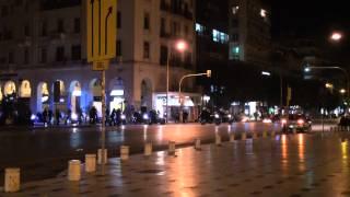 Ντου της αστυνομίας στο άγαλμα Βενιζέλου