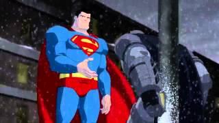 Superman vs Batman part 1