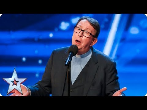 Xxx Mp4 Father Ray Kelly Takes Us To Church With AMAZING Version Of 'Everybody Hurts' Auditions BGT 2018 3gp Sex