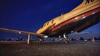 TBM850 Flight VLOG - Flight Sim & Real World Flying
