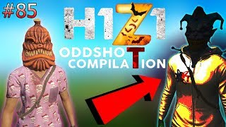 ErycTriceps UNLOCKS NEW CHARACTER! | H1Z1 - BEST ODDSHOTS AND STREAM HIGHLIGHTS #85