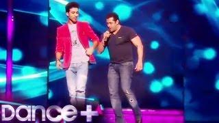 Dance Plus | Salman Khan & Raghav's SLOW MOTION Dance On Hero Song