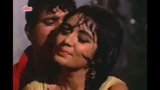 Jane Chaman Shola Badan - Nanda, Manoj Kumar, Mohammed Rafi, Sharda Gumnaam Song Duet