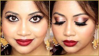 Pohela Boishakh Makeup Tutorial 2016 | Bengali New Year