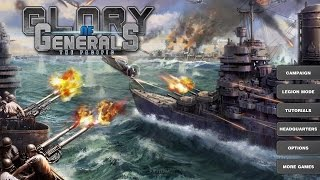 Glory of Generals: Pacific War walkthrough - Attack Midway
