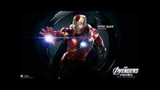 Iron man Repulsor Sound effect