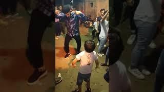 يوسف كابو وماذن ابن اخته بيرقصه علي مهرجان هز هز 😂