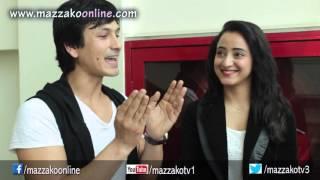 Ke Ma Timro Hoina Ra || Aryan Adhikari & Marishka Pokhrel || Mazzako Interview || Mazzako TV