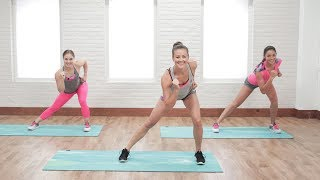 15-Minute Beginner's Low-Impact Cardio Workout | Class FitSugar