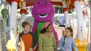 Barney - The Wheels on the Bus (go round and round)