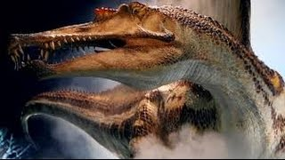 Jurassic World 2: Spinosaurus On 4 Legs?