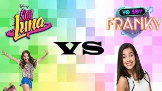 Cancion de soy Luna vs yo soy Franky