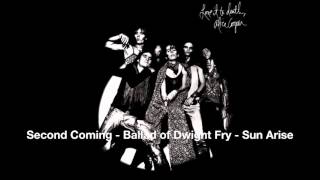 Second Coming/Ballad of Dwight Fry/Sun Arise — Alice Cooper