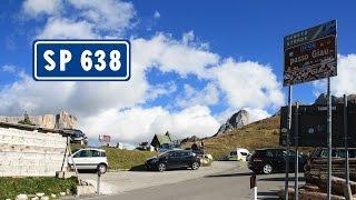 SP638 Passo Giau (2,236 m)  [Italy]