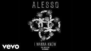 Alesso - I Wanna Know (Halogen Remix / Audio) ft. Nico & Vinz