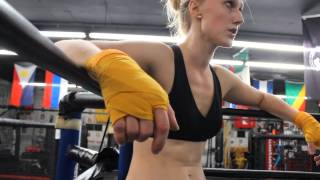 Boxing Training Sampler (Katelyn Brooke)