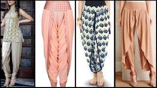 NEW Style Salwar / Shalwar Designs | Dhoti / Patiala / Trouser / lungi / tulip salwar designs 2017