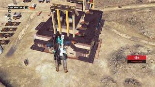Just Cause 3 #13 - Dùng phản lực phá hủy khu dầu mỏ và xưởng khí đốt của địch | ND Gaming