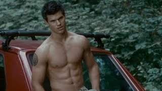 (*This one's for the ladies) Shirtless Scenes in 'The Twilight Saga'