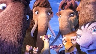 ICE AGE 5 COLLISION COURSE All Trailer + Clips + Short-Film (2016)