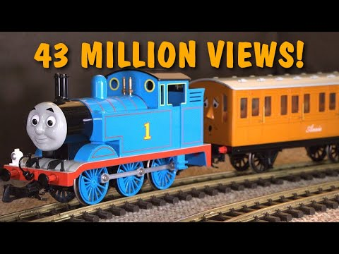 Thomas & Friends Arrive In California!