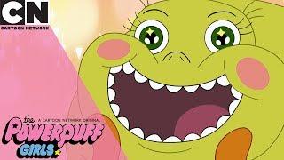 The PowerPuff Girls | The Biggest Tomato Worm | Cartoon Network