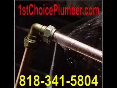 Plumber in Hidden Hills, Ca 818-341-5804