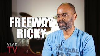 Freeway Ricky: I've Had Days Where I've Made $3 Million