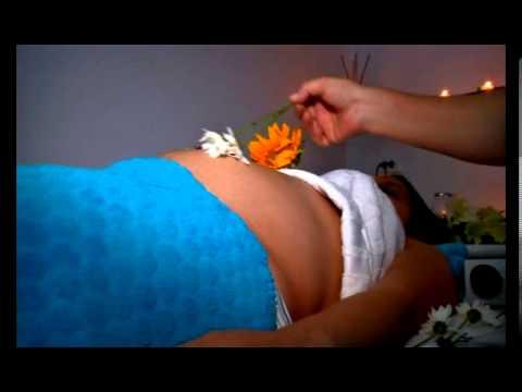 Masaje con Flores para Embarazadas Clínica Dental Estética Especializada Abood & Spa