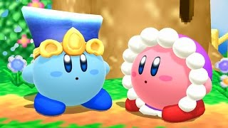 CANON KIRBY HATS in Smash 4! (Copy Ability Mod)