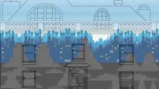 Mary poppins musical opening set design