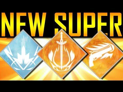 Destiny 2 NEW SUBCLASS NEW SUPER NEW ABILITIES
