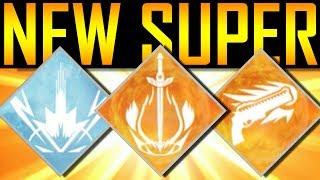 Destiny 2 - NEW SUBCLASS! NEW SUPER! NEW ABILITIES!