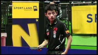 2011 Austrian Open (ms-f) MA Long - ZHANG Jike [HighQuality/Full Match 1/5]
