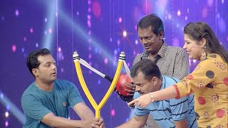 Thakarppan Comedy l A game task for Saleem Kumar l Mazhavil Manorama