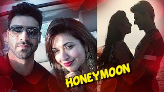 Divyanka Tripathi And Vivek Dahiya's Romantic Honeymoon