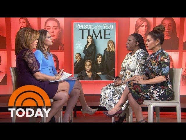 MeToo Creator Tarana Burke And Alyssa Milano: 'It's Not Just A Moment, It's A Movement' | TODAY