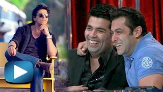 5 Reasons Why Karan Johar May Have Chosen Salman Khan Over Shahrukh Khan
