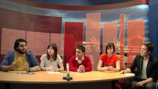City University Student Union Presidential Debate 2012