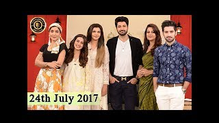 Good Morning Pakistan - 24th July 2017 - Top Pakistani show