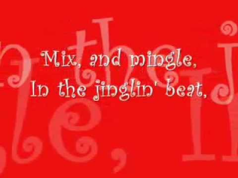 Jingle Bell Rock by Bobby Helms with lyrics