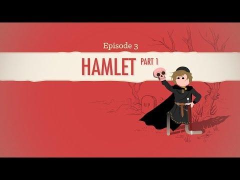Ghosts Murder and More Murder Hamlet Part I Crash Course Literature 203