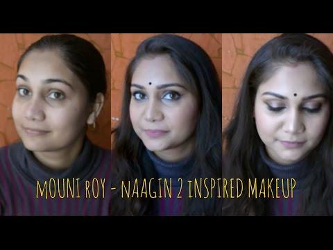 Xxx Mp4 Mouni Roy Naagin 2 Inspired Makeup Festive Wedding Makeup 2017 Nidhi Katiyar 3gp Sex