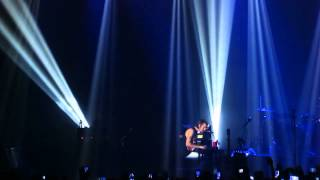 Into Your Arms - The Maine - The 8123 Tour Live in Manila, Philippines (January 12, 2014)