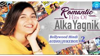 pc mobile Download ROMANTIC HITS OF  Alka Yagnik Bollywood Hindi Songs Jukebox Songs Collection 2